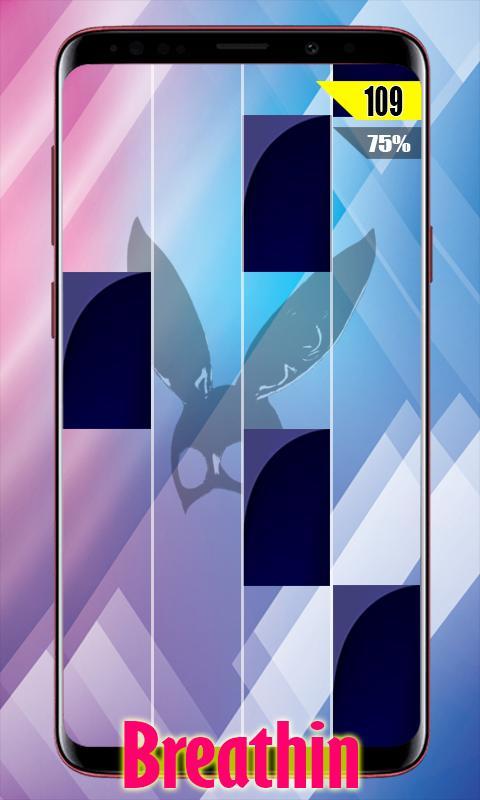 Ariana Grande Piano game 4 تصوير الشاشة