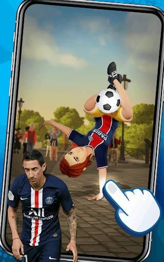 PSG Soccer Freestyle screenshot 5