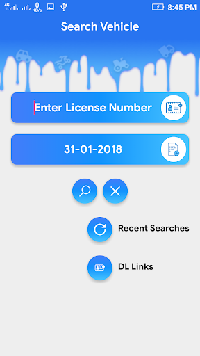 Vehicle Information - Vehicle Registration Details screenshot 4