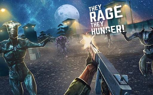 ZOMBIE Beyond Terror: FPS Survival Shooting Games screenshot 4
