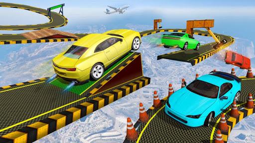Crazy Car Stunt Driving Games - New Car Games 2020 screenshot 2