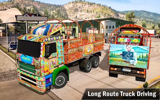 Pak Truck Driver 2 screenshot 1