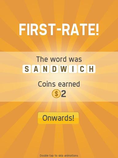 بكتوورد: ألعاب كلمات ممتعة، لعبة كلمات للدماغ 12 تصوير الشاشة