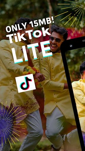TikTok Lite स्क्रीनशॉट 1