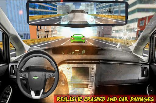 Racing In Car Traffic Drive screenshot 4