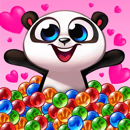 Bubble Shooter: Panda Pop! أيقونة