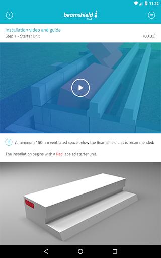 Beamshield installation guide screenshot 9