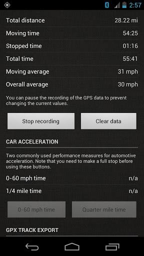 SpeedView: GPS Speedometer 5 تصوير الشاشة