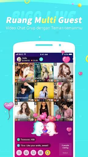 Bigo Live-#1 Live Streaming, Live Video, Live Chat screenshot 4