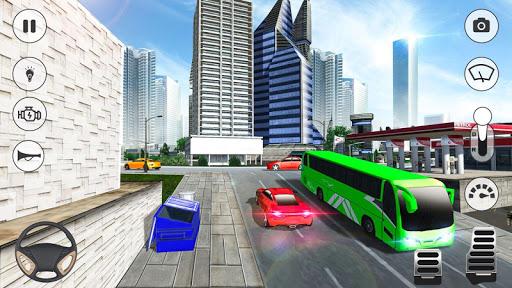Bus Games - Coach Bus Simulator 2020, Free Games screenshot 2