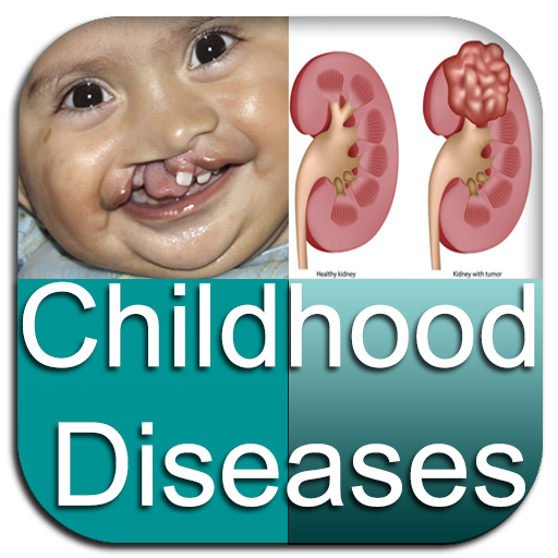 Pediatric Disease and Treatment icon