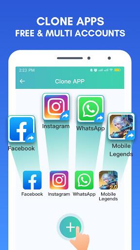 Clone App - App Cloner & Parallel Space screenshot 4