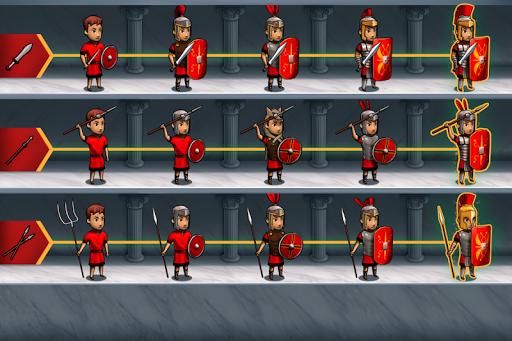 Grow Empire: Rome 2 تصوير الشاشة
