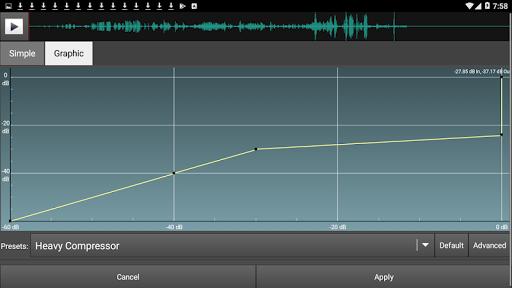 WavePad Audio Editor Free screenshot 5