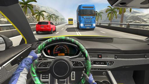 Highway Driving Car Racing Game : Car Games 2020 5 تصوير الشاشة