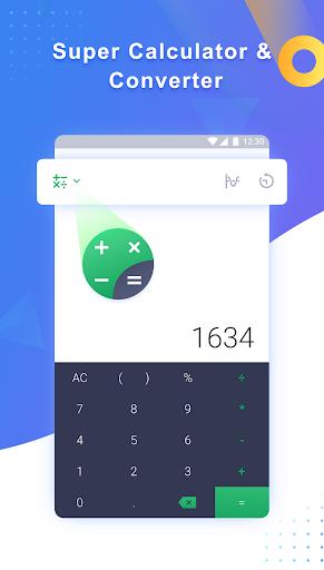 Calculator - free calculator, multi calculator app screenshot 2