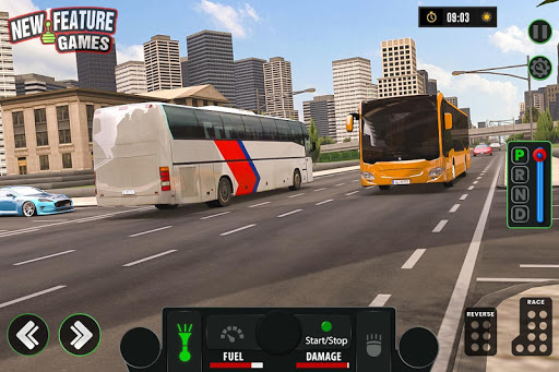 Super Bus Arena: Modern Bus Coach Simulator 2020 screenshot 6