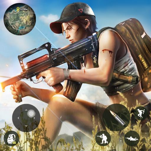 ikon Cover Strike - 3D Team Shooter