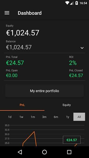 ZuluTrade - Copy Trading Platform 1 تصوير الشاشة