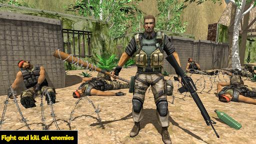 Commando behind the Jail- Escape Plan 2019 screenshot 9