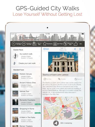 GPSmyCity: Walks in 1K  Cities screenshot 8