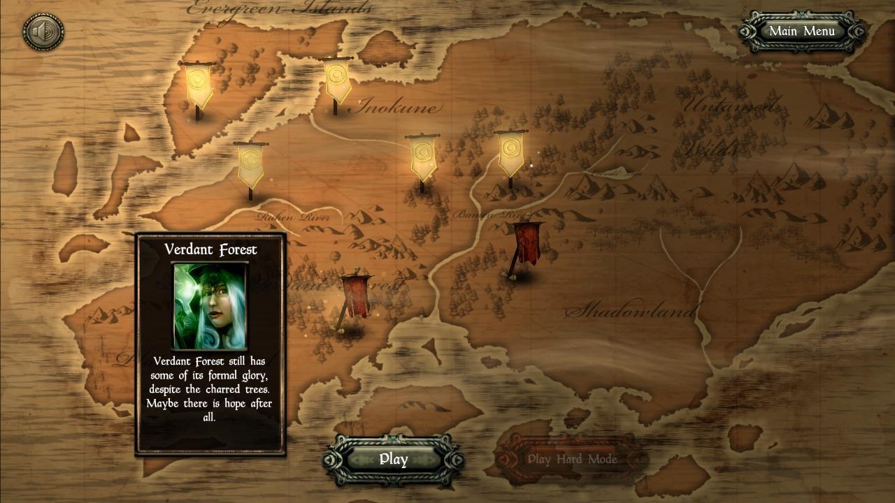 Spellchain screenshot 2