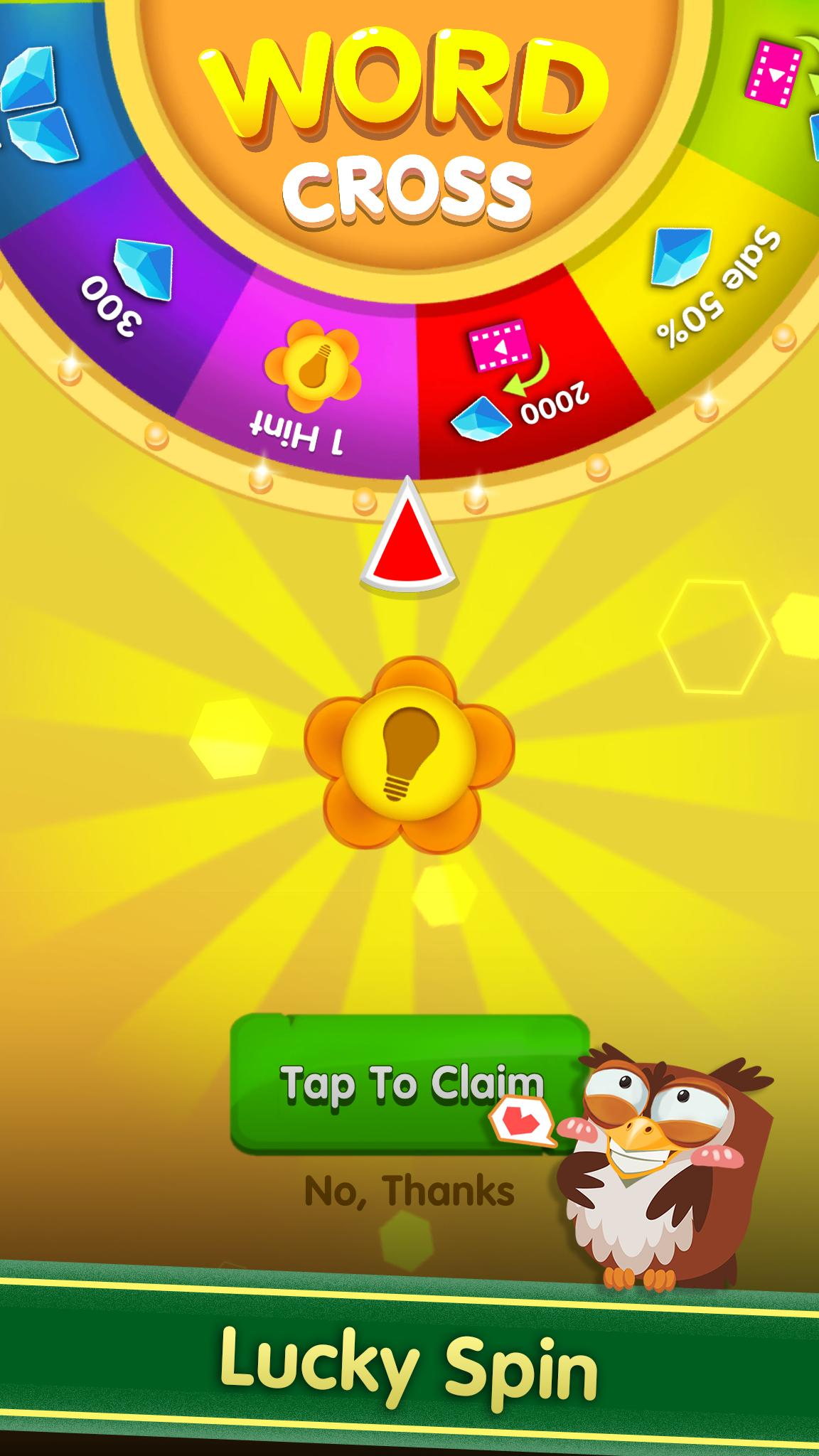 Word Cross : Word Games Puzzle screenshot 5
