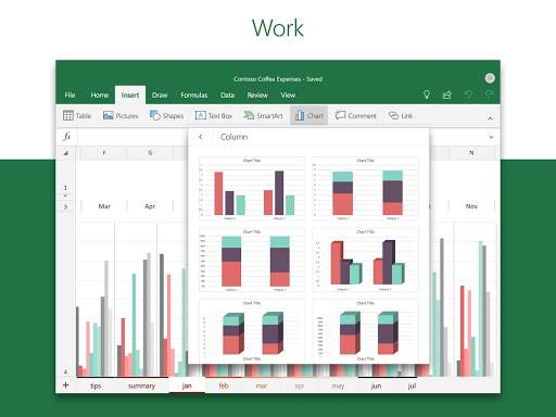 Microsoft Excel: View, Edit, & Create Spreadsheets screenshot 8