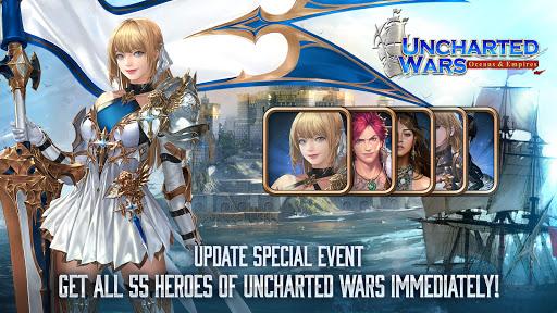 Uncharted Wars: Oceans & Empires screenshot 9