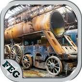 Escape Games Train Garage on APKTom