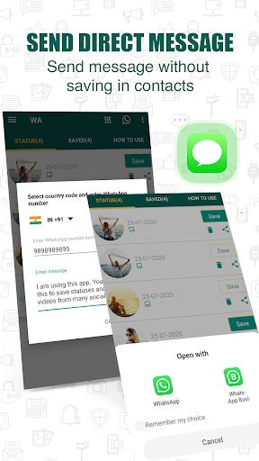 Status Download for WhatsApp 7 تصوير الشاشة