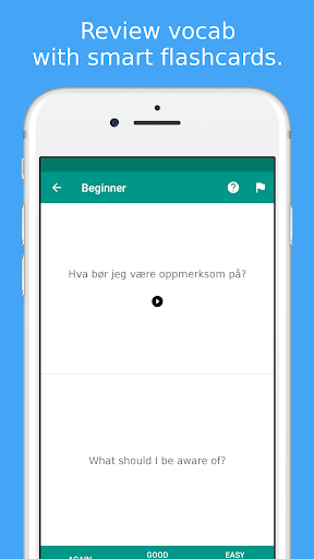 Simply Learn Norwegian screenshot 18