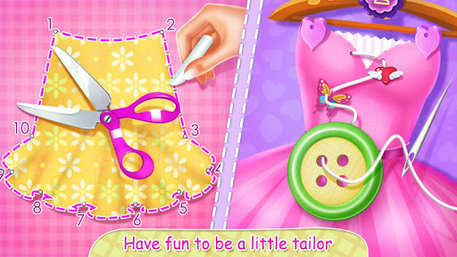 👸✂️Royal Tailor Shop 3 - Princess Clothing Shop screenshot 1