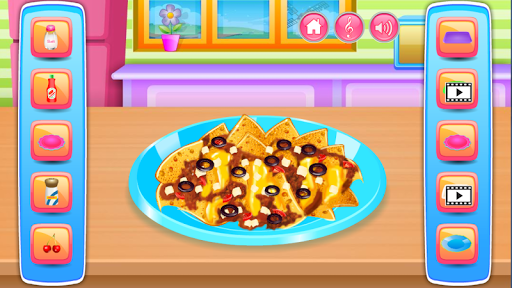 Cooking in the Kitchen - Baking games for girls screenshot 2