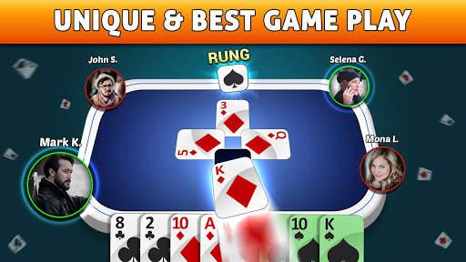 Court Piece - My Rung & HOKM Card Game Online screenshot 3