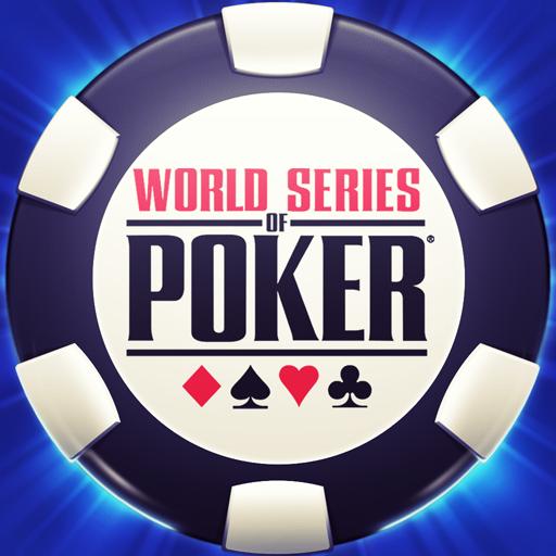 World Series of Poker WSOP Pokeren Gratis icon