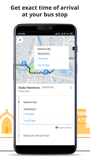 Chalo - Live bus tracking App screenshot 2