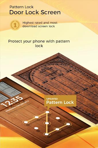 Door Lock Screen - Fingerprint & 4K Wallpapers screenshot 2