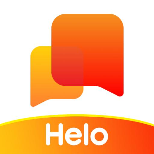 Helo - Discover, Share & Communicate icon