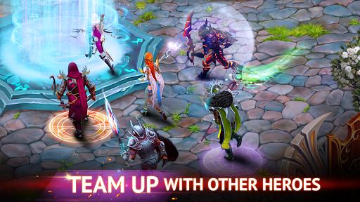 Guild of Heroes: Sihirli Kılıç screenshot 5