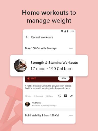 Calorie Counter, Diet Plan, Dietitians, Trainers 4 تصوير الشاشة