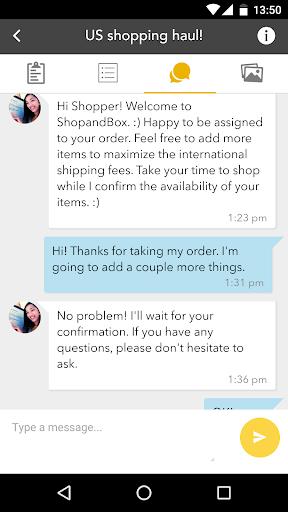 ShopandBox screenshot 6