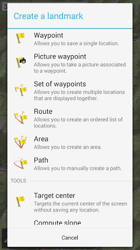 All-In-One Offline Maps 6 تصوير الشاشة