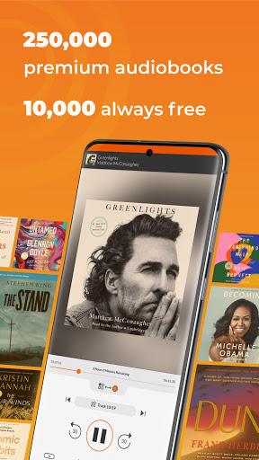 Audio Books by Audiobooks screenshot 1