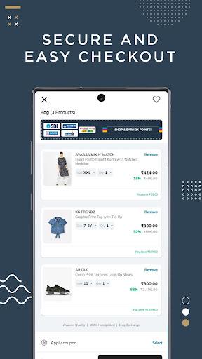 AJIO Online Shopping - Handpicked Curated Fashion screenshot 5