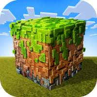 RealmCraft: Free Block Craft with Minecraft Skins on 9Apps