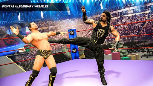 Real Wrestling Revolution: Wrestling Games screenshot 2