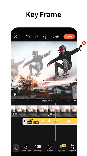 Video Editor & Video Maker - VivaVideo screenshot 8