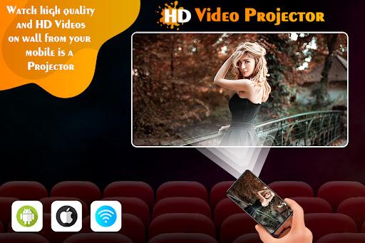 HD Video Projector Simulator screenshot 6