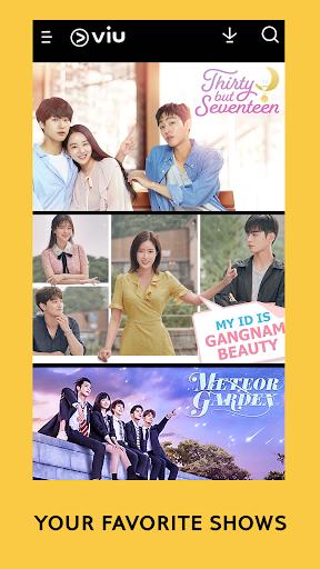 Viu - Korean Dramas, Variety Shows, Originals screenshot 3
